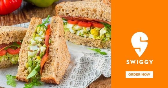 Hot Deal : Sandwich Starting From Rs. 28