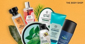 Thebodyshop Father's Day Sale : Grab Flat 15% OFF on purchase of Rs. 2999