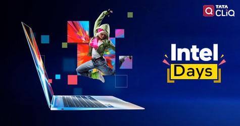 Tatacliq Best Offer : Upto 45% Off on Intel Days