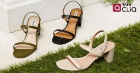 Tatacliq Amazing Offer : Upto 50% OFF on Ladies Shoes
