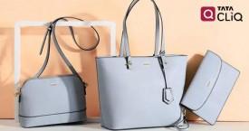 Tatacliq Great Deal : Handbags Starting From Rs. 447