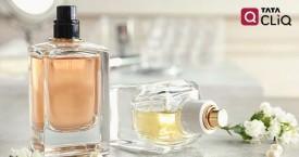 Tatacliq Best Offer : Upto 35% OFF on Perfumes