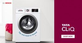 Tatacliq Best Deal : Upto 30% Off on Bosch Washing Machines