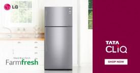 Tatacliq Special Offer : LG Refrigerators Starting at Rs. 19990