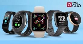 Tatacliq Amazing Deal : Upto 55% OFF on Smartwatches