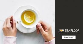 Teafloor Best Deal : Green Tea Starting at Rs. 124