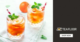 Teafloor Mega Offer : Ice Tea Starting at Rs. 124