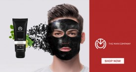 Themancompany Best Price : New Charcoal Peel Off Mask At Rs.349
