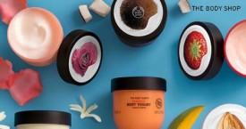 Thebodyshop Special Deal : Flat 20% OFF on Body Yogurt