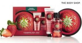 Thebodyshop Best Deal : Flat 25% Off on Bath & Body Gifts