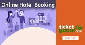 Ticketgoose Best Deal : Get 25% OFF on Hotel Rooms