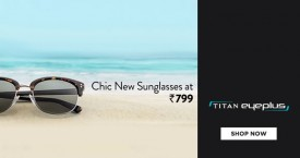 Titan eyeplus Get The Fresh Collection Of Titan Frames At Rs.495