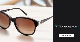 Titan eyeplus Titan Eyeplus Offer : Get Flat 40% OFF on Sunglasses