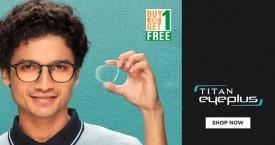Titan eyeplus Hot Sale : Buy 1 Get 1 Free