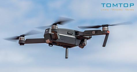 Tomtop Best Offer : Get Upto 50% Off on RC Multicopter