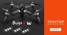 Tomtop Exclusive Offer : RC Toys & Hobbies Upto 55% Off