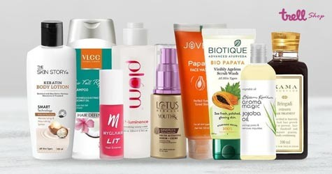 Special Offer : Flat 30% OFF on Beauty Products