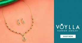 Voylla Get Upto 50% OFF on Women's Necklace Sets