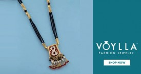Voylla Special Deal : Upto 40% OFF on Mangalsutra