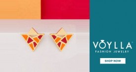 Voylla Mosaic Jewellery Starts From Rs. 349