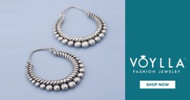 Voylla Get Upto 50% OFF on New Oxidized Collection