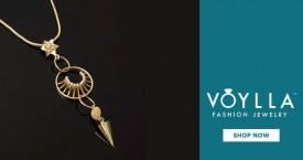 Voylla Amazing Deal : Upto 50% OFF on Pendants