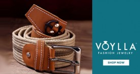 Voylla End Of Season Sale : Get Upto 50% OFF on Men's Jewelry
