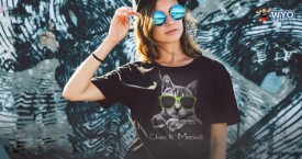 Wyo Hot Deal : Women Graphic T-Shirts Starting At Rs. 449