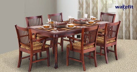 Wakefit Special Offer : Upto 35% Off on Dining Furniture