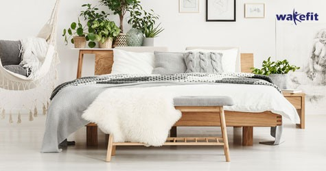Wakefit Best Deal : Upto 35% Off on Beds