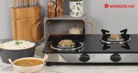 Wonderchef Hot Deal : Upto 65% OFF on Cooktops