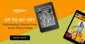 Amazon Amazon Deal : Upto 40% OFF on eBooks.