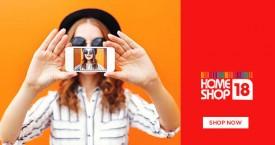 Homeshop18 Hot Deal : Upto 50% OFF on Mobiles & Tablets