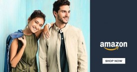Amazon 40% - 70% OFF on Top Brands Clothing