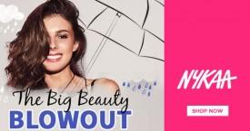 Nykaa The Big Beauty Blowout - Upto 35% OFF