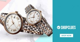 Shopclues Couple Watches - Under Rs. 499