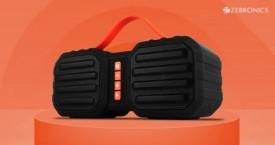 Zebronics Amazing Deal : Upto 50% OFF on Wireless Speakers