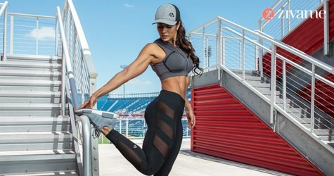 Zivame Best Offer : Buy 1 Get 1 Free on Zumba Clothes