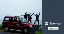 Zoomcar Book a SUV from Zoomcar to Get 15% Off. (Maximum Upto Rs. 500)