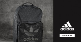 Adidas Special Offer : Upto 40% OFF on Backpacks