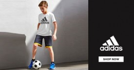 Adidas Best Deal : Boys Clothing, Footwear & Accessories Upto 50% OFF