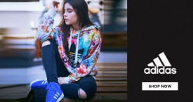Adidas Adidas Best Offer : Upto 50% OFF on Girls Clothing, Footwear & Accessories