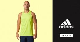 Adidas Upto 60% OFF on Adidas Men's Clothing