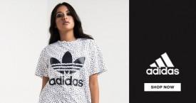 Adidas Best Price : Women's Adidas Tshirts Upto 50% OFF