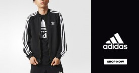 Adidas Best Deal : Upto 60% OFF on Adidas Jackets