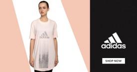 Adidas Adidas Sale: Upto 40% OFF on Women's Clothing
