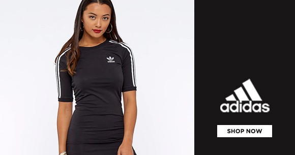 Adidas Originals : Women's Clothing Upto 50% Off