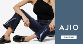 Ajio Special Offer : Get Min 60% OFF on Jeans And Jeggings
