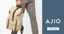 Ajio Ajio Sale : Bags & Backpacks Under Rs. 1499