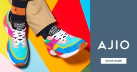 Ajio Big Sale on DC Shoes - Upto 75% OFF on Casual & Sports Shoes